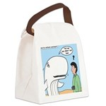Whaling Wall Canvas Lunch Bag