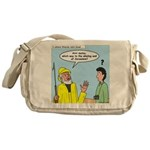 Whaling Wall Ahab Messenger Bag