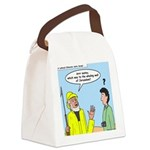 Whaling Wall Ahab Canvas Lunch Bag
