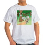 Forest Time Share Light T-Shirt