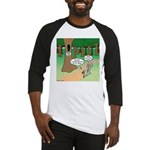 Forest Time Share Baseball Jersey
