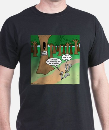 Forest Time Share T-Shirt