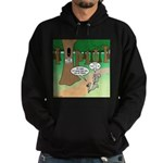 Forest Time Share Hoodie (dark)