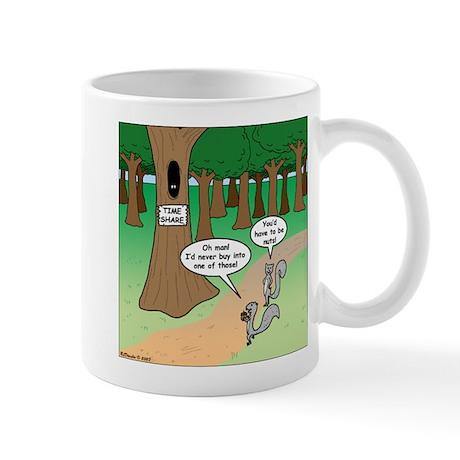 Forest Time Share Mug