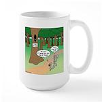 Forest Time Share Large Mug