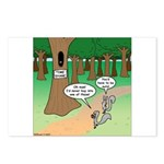 Forest Time Share Postcards (Package of 8)