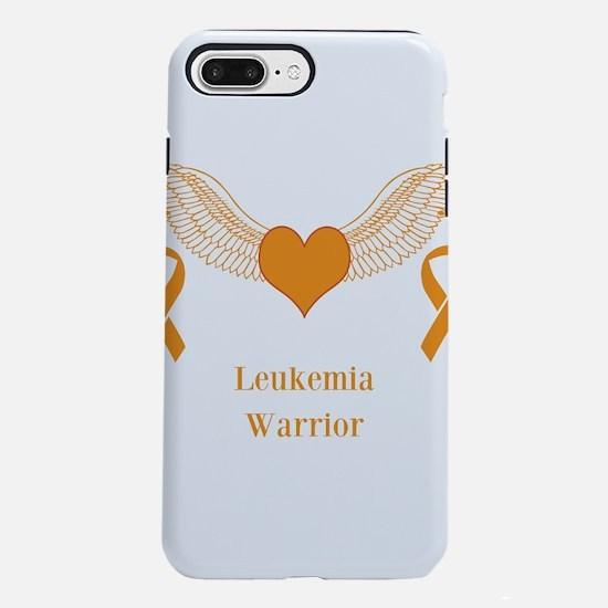 LeukemiaWarrior iPhone 7 Plus Tough Case