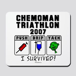 2007 Chemoman Triathlon Mousepad