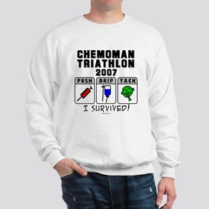 2007 Chemoman Triathlon Sweatshirt