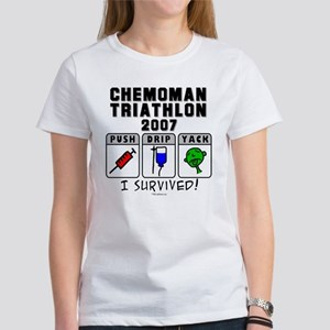 2007 Chemoman Triathlon Women's T-Shirt