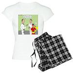 Karate Side Kick Women's Light Pajamas