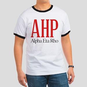 Alpha Eta Rho Letters Ringer T