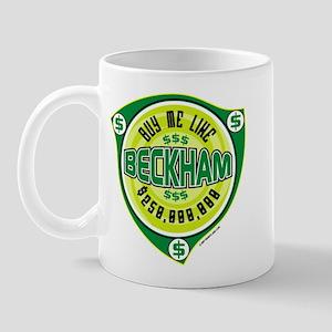 Buy Me Like Beckham Mug