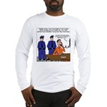 Death Row Tech Support Long Sleeve T-Shirt