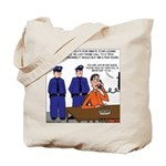Death Row Tech Support Tote Bag