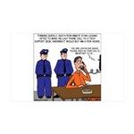 Death Row Tech Support 35x21 Wall Decal
