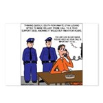Death Row Tech Support Postcards (Package of 8)