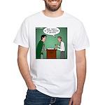 Super Hotel White T-Shirt