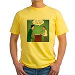 Super Hotel Yellow T-Shirt