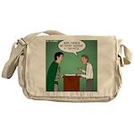 Super Hotel Messenger Bag