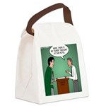 Super Hotel Canvas Lunch Bag