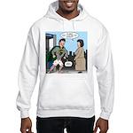 Not So Super Mondays Hooded Sweatshirt