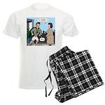 Not So Super Mondays Men's Light Pajamas