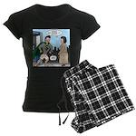 Not So Super Mondays Women's Dark Pajamas