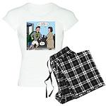 Not So Super Mondays Women's Light Pajamas