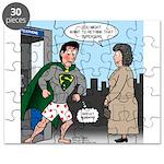 Not So Super Mondays Puzzle