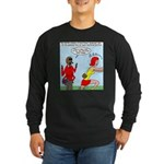 Real Spider Man Girl Problems Long Sleeve Dark T-S