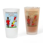 Real Spider Man Girl Problems Drinking Glass