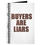 Buyers are Liars Journal