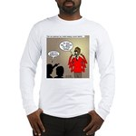 Real Spider Man Identity Crisis Long Sleeve T-Shir