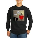 Real Spider Man Identity Crisis Long Sleeve Dark T