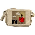 Real Spider Man Identity Crisis Messenger Bag
