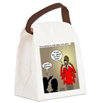 Real Spider Man Identity Crisis Canvas Lunch Bag