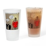 Real Spider Man Identity Crisis Drinking Glass