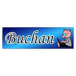 Buchan Bumper Sticker