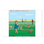 Soybean Maze Postcards (Package of 8)