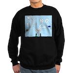 Sky Writing Proposal Sweatshirt (dark)