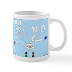 Sky Writing Proposal Mug