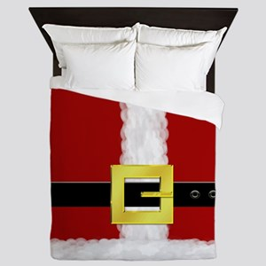 Santa Suit Queen Duvet