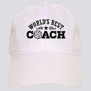 World's Best Volleyball Coach Cap