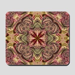 Kaleidoscope Fractal 405 Mousepad