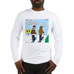 Idiot Skiers Long Sleeve T-Shirt