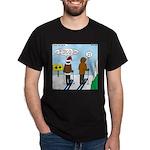 Idiot Skiers Dark T-Shirt
