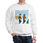 Idiot Skiers Sweatshirt