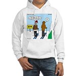 Idiot Skiers Hooded Sweatshirt