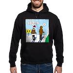 Idiot Skiers Hoodie (dark)